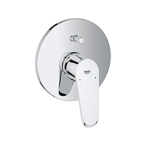 Eurodisc Cosmo Single Lever Bath/Shower Diverter Mixer Trim Set