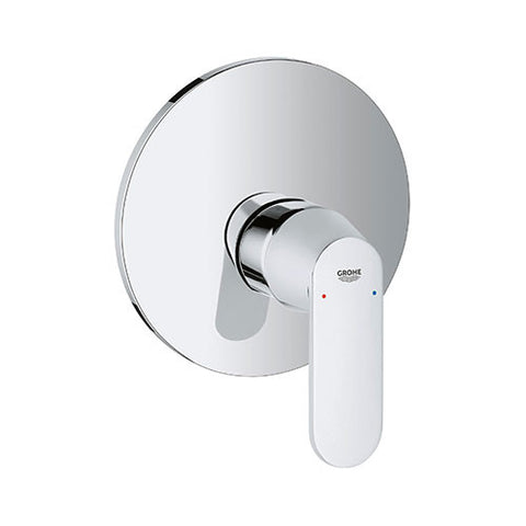 Eurosmart Cosmopolitan Concealed Bath/Shower Mixer Trim Set