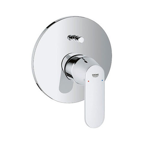 Eurosmart Cosmo Single Lever Bath/Shower Diverter Mixer Trim Set