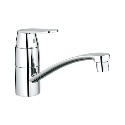 Eurosmart Cosmo Single Lever Kitchen Sink Mixer with Low Spout