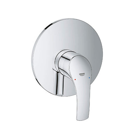Eurosmart Concealed Shower / Bath Mixer Trim Set