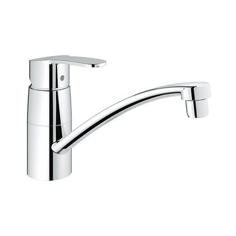 Eurostyle Cosmo Single Lever Sink Mixer with Low Spout