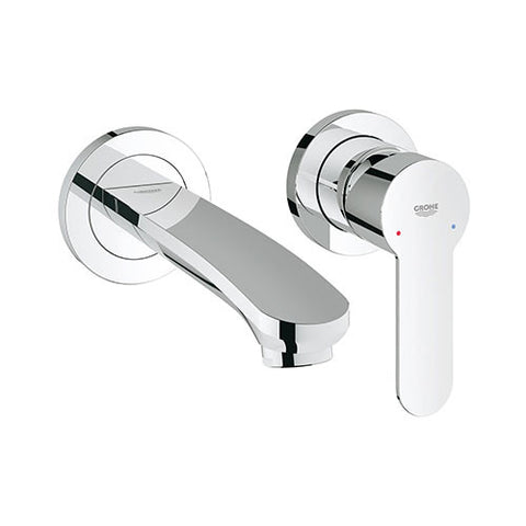 Eurostyle Cosmo Single Lever Basin Mixer with Spout