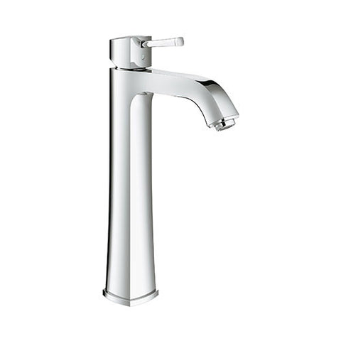 Grandera Basin Mixer for Free Standing Basins with Extra High Spout