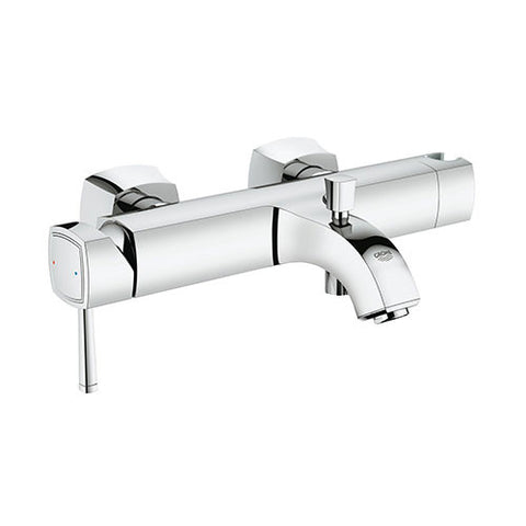 Grandera Single Lever Bath Mixer with Diverter