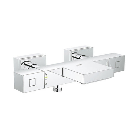 Grohtherm Cube Bath Thermostat with Diverter