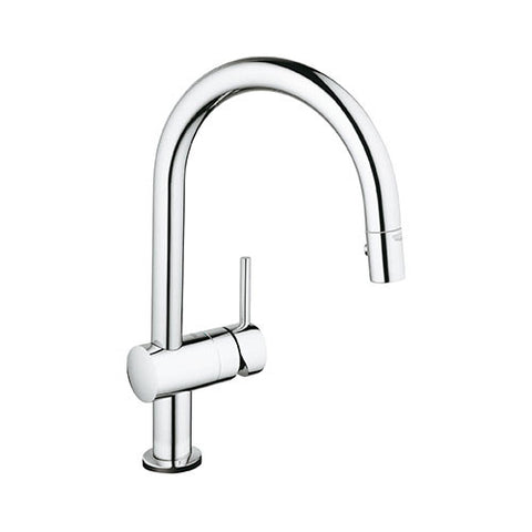 Minta Touch Electronic Single Lever Sink Mixer