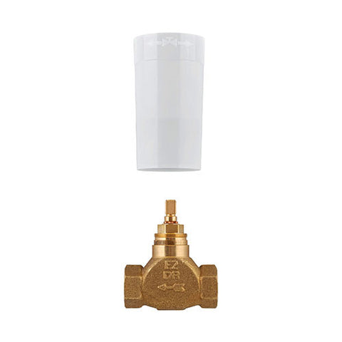 Non Rapido Classic Concealed Stop-Valve 1/2