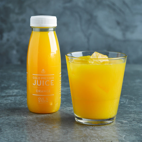 Orange Juice 250 ml