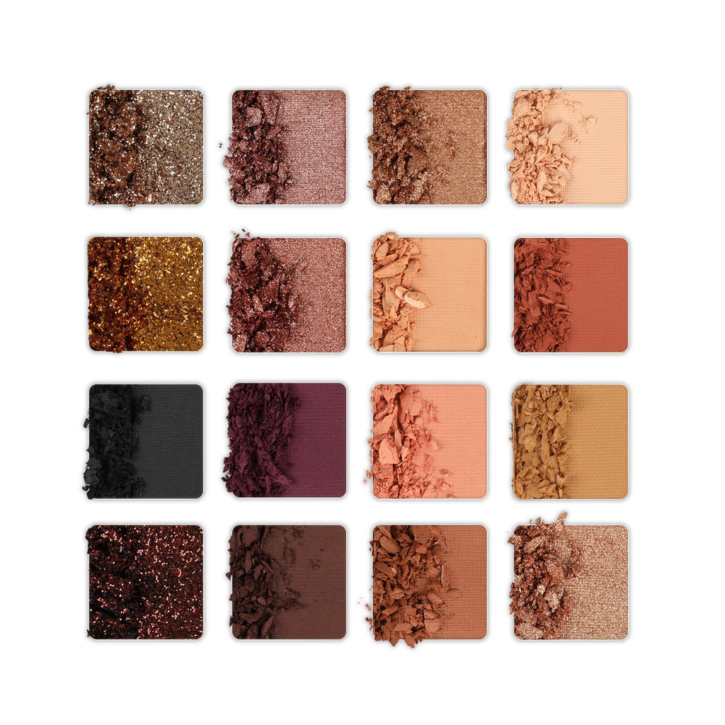 Palette Brown Powder