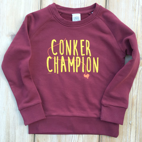 Conker Champion Sweatshirt