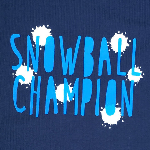 Snowball Champion Sweatshirt