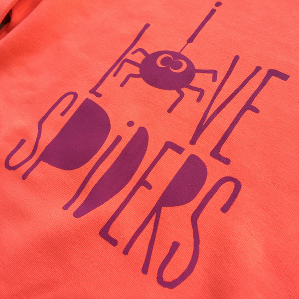 I Love Spiders Sweatshirt