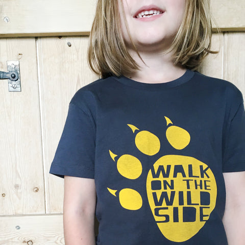 Walk on the Wild Side T-shirt
