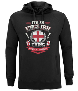 English Rugby, you wouldn't understand - Unisex Pullover Hoodie