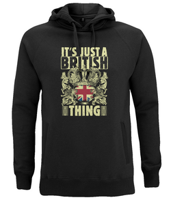 It's Just a British thing - Unisex Pullover Hoodie