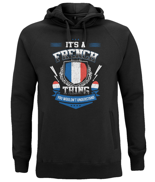 French Rugby, you wouldn't understand - Unisex Pullover Hoodie