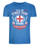 English Rugby, you wouldn't understand - Men's/Unisex Classic Jersey T-Shirt