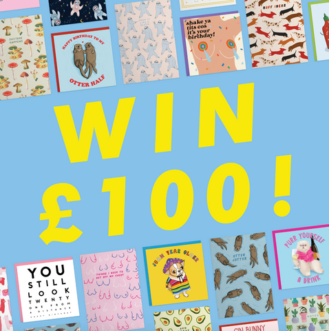 Central 23 Competition - Win £100 Voucher