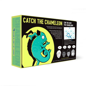 The Chameleon Board Game