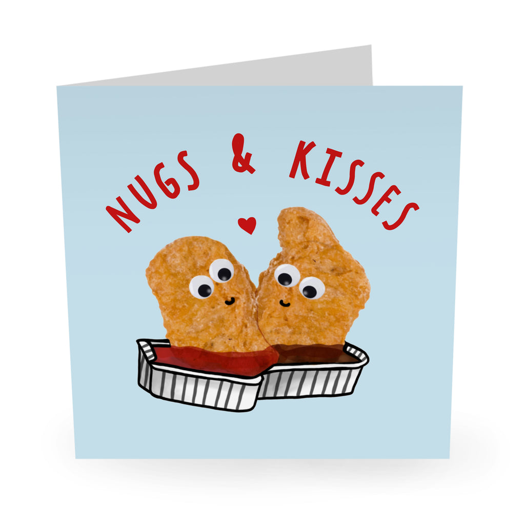Nugs n Kisses Love / Anniversary Card