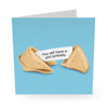 Fortune Cookie Birthday Card