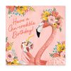 Gincredible Birthday Flamingo Card