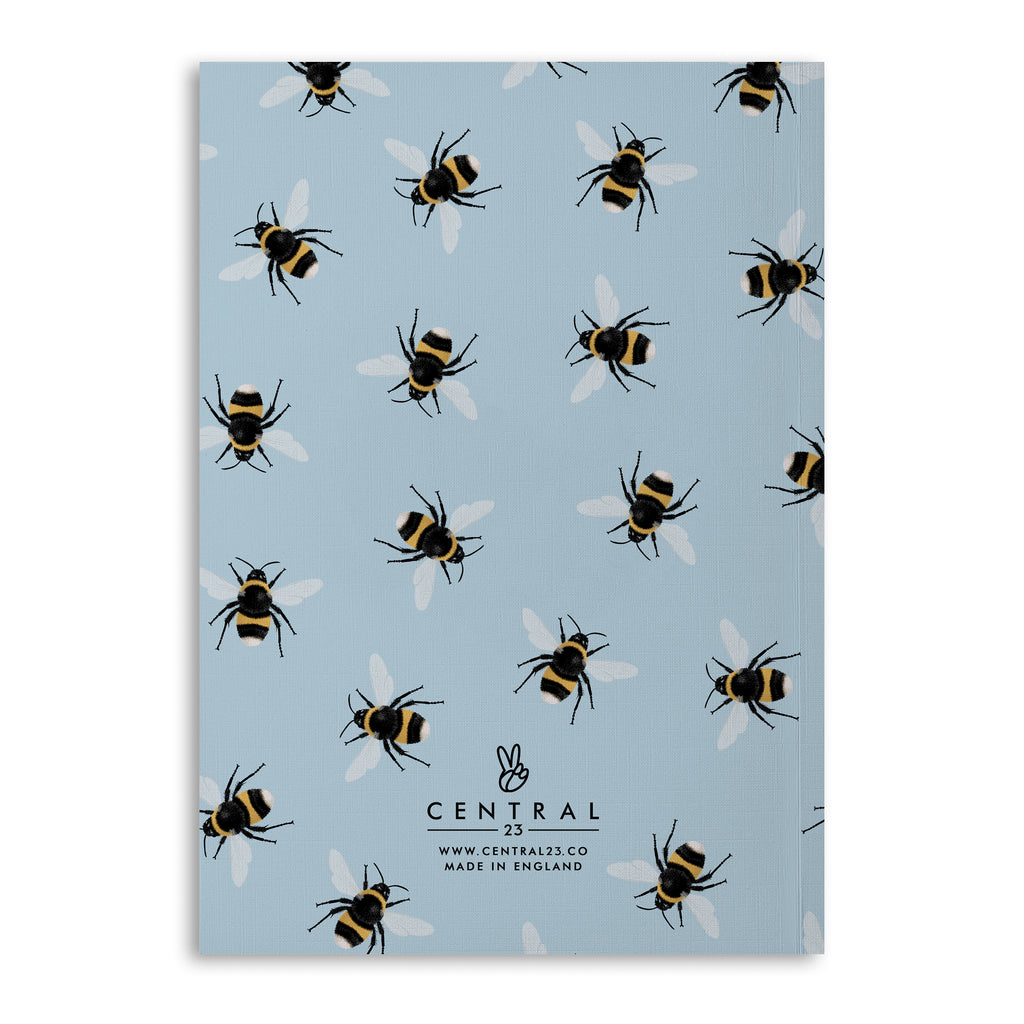 Busy Bee A5 Lined Notebook