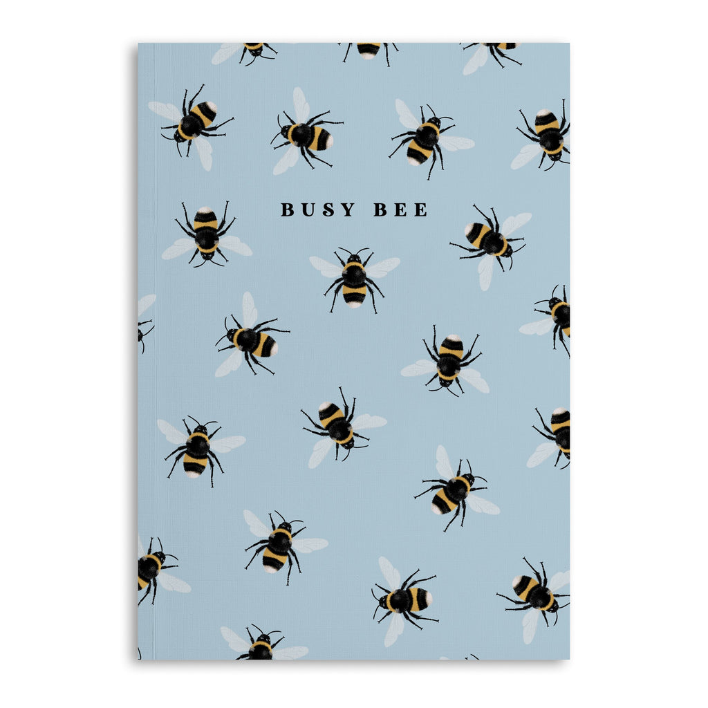 Busy Bee A5 Lined Notebook - US