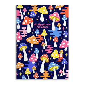 Psychedelic Notebooks (Pack Of 2 - 120 Pages)