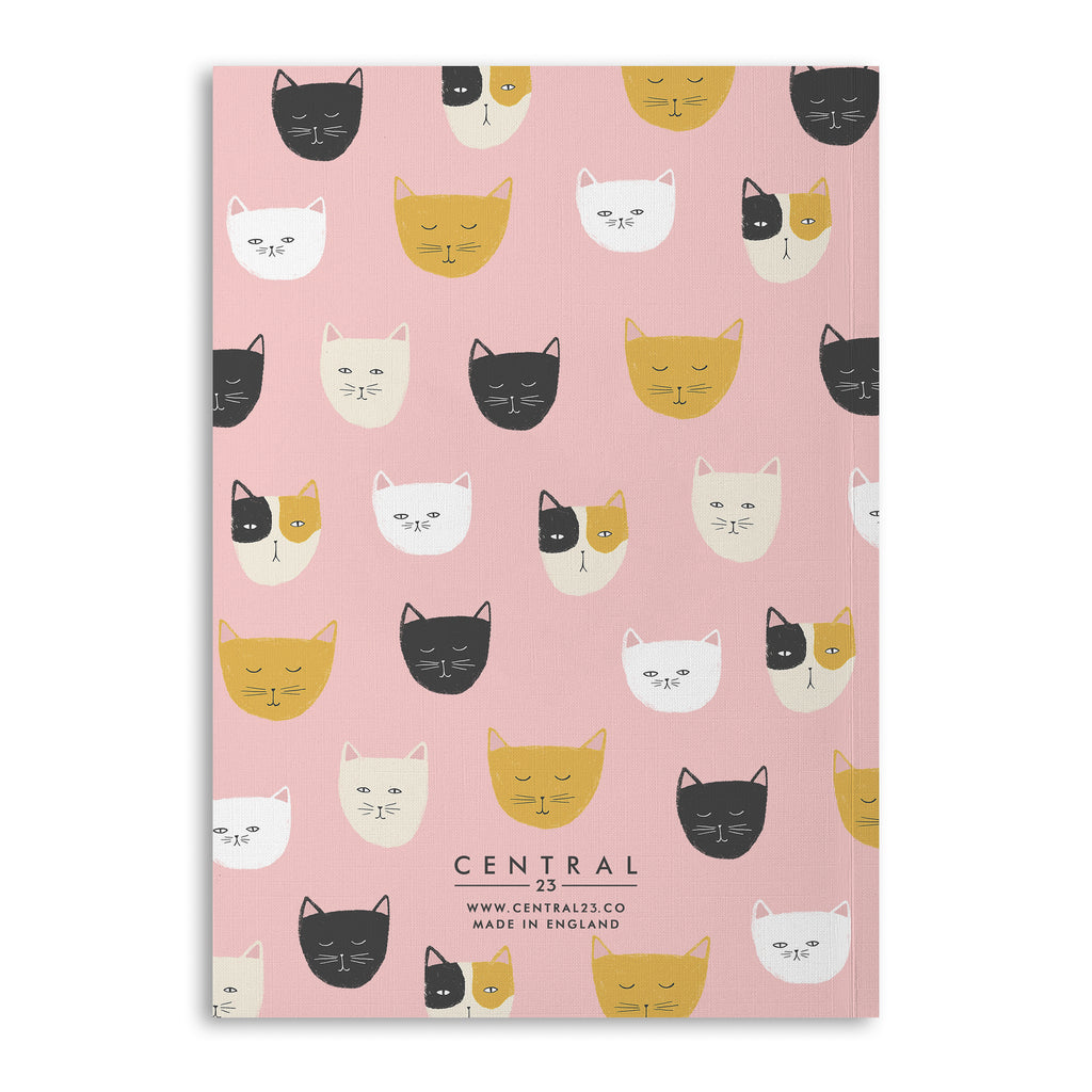 Pawesome Ideas A5 Lined Notebook