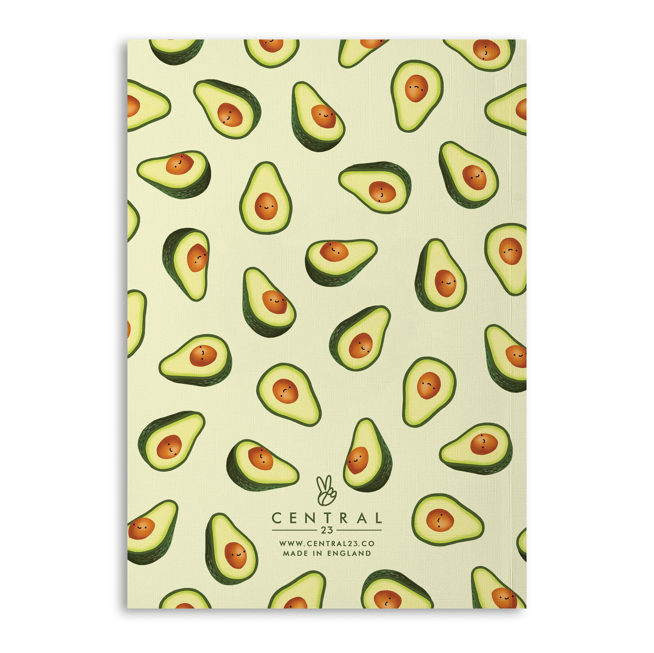 Avo Great Day Lined A5 Notebook