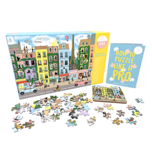 A Day In Paris 1000 Piece Jigsaw Puzzle