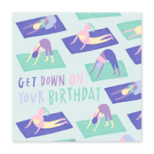 Get Down On Your Birthday