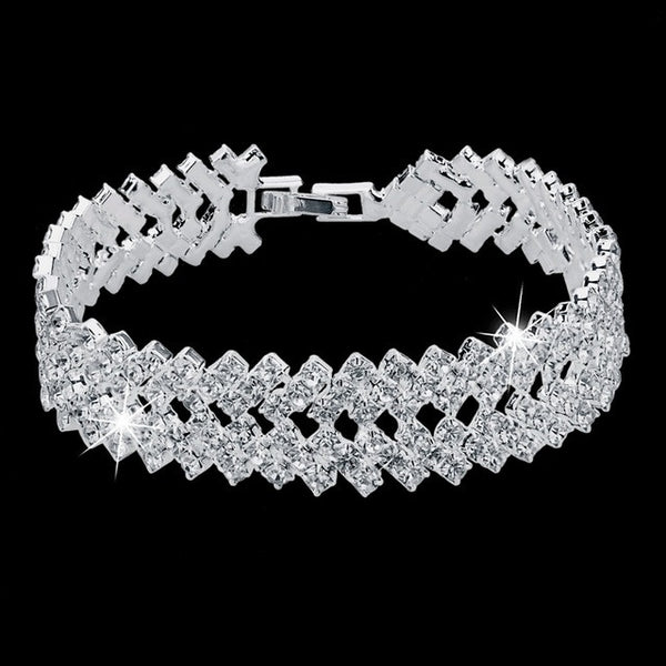 Luxury Crystal Bracelet