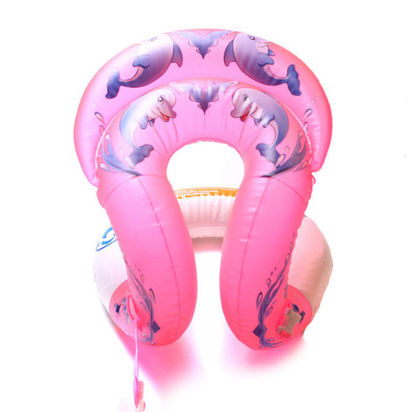 "Inflatable PVC Swim Rings ""Pool Toys"""