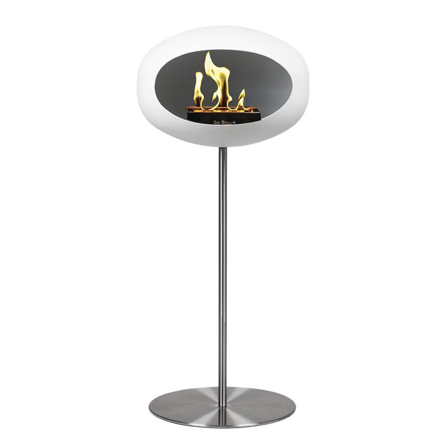 LE FEU GROUND STEEL White