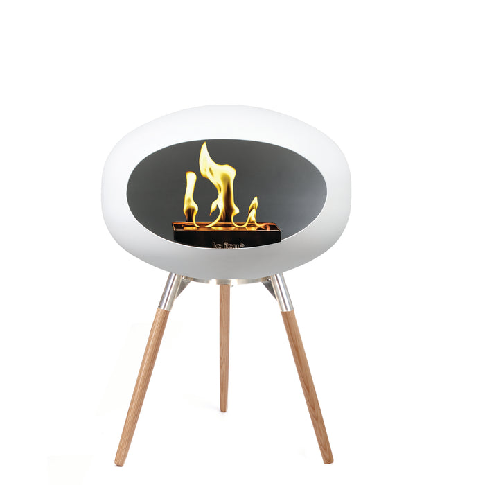 LE FEU Ground Low White
