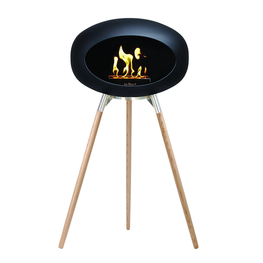 LE FEU Ground Wood Black