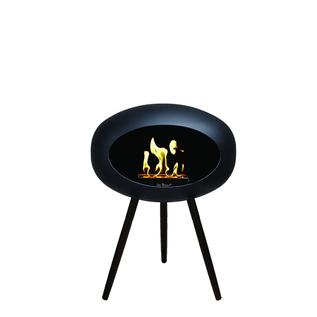 LE FEU Ground Low Black