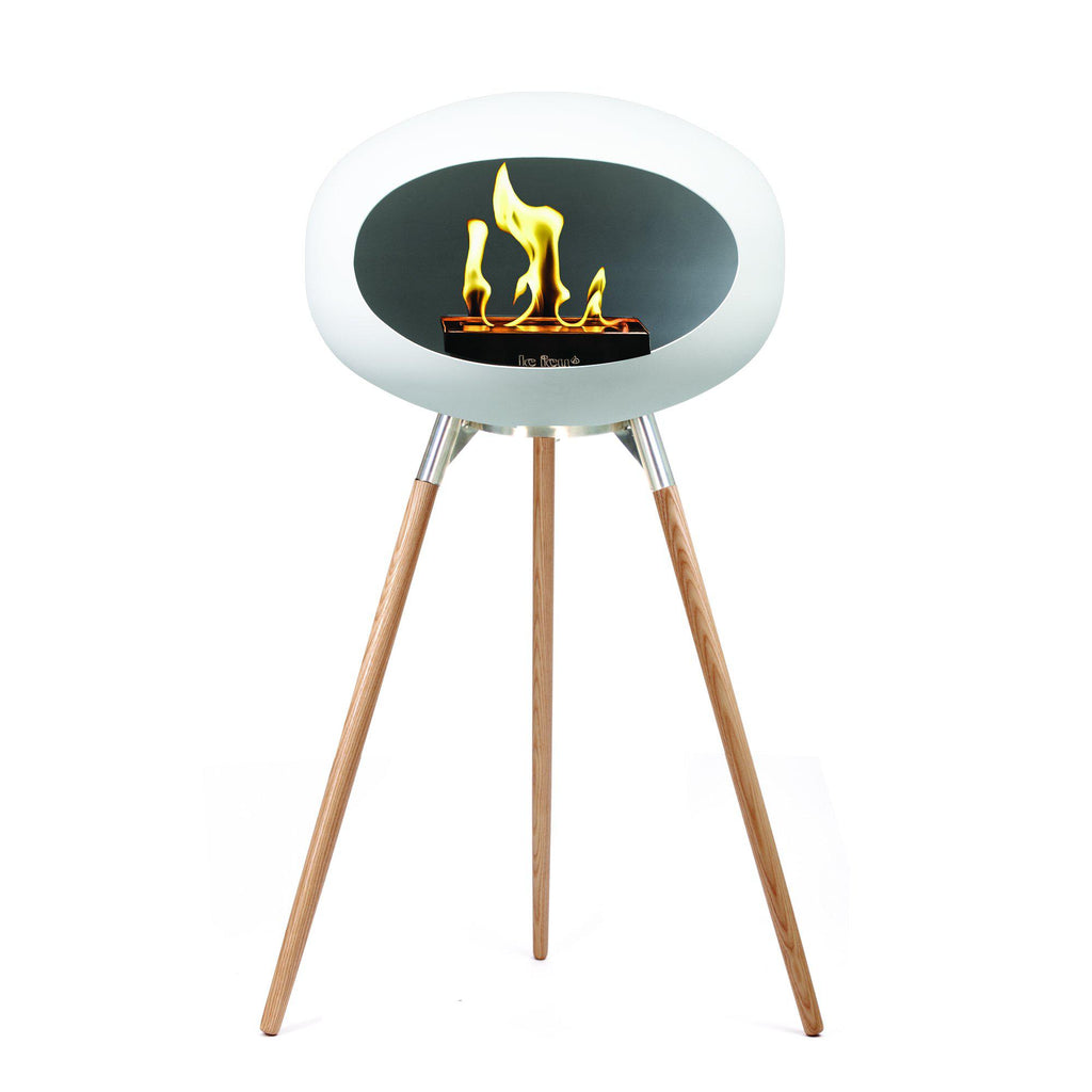 LE FEU GROUND WOOD WHITE