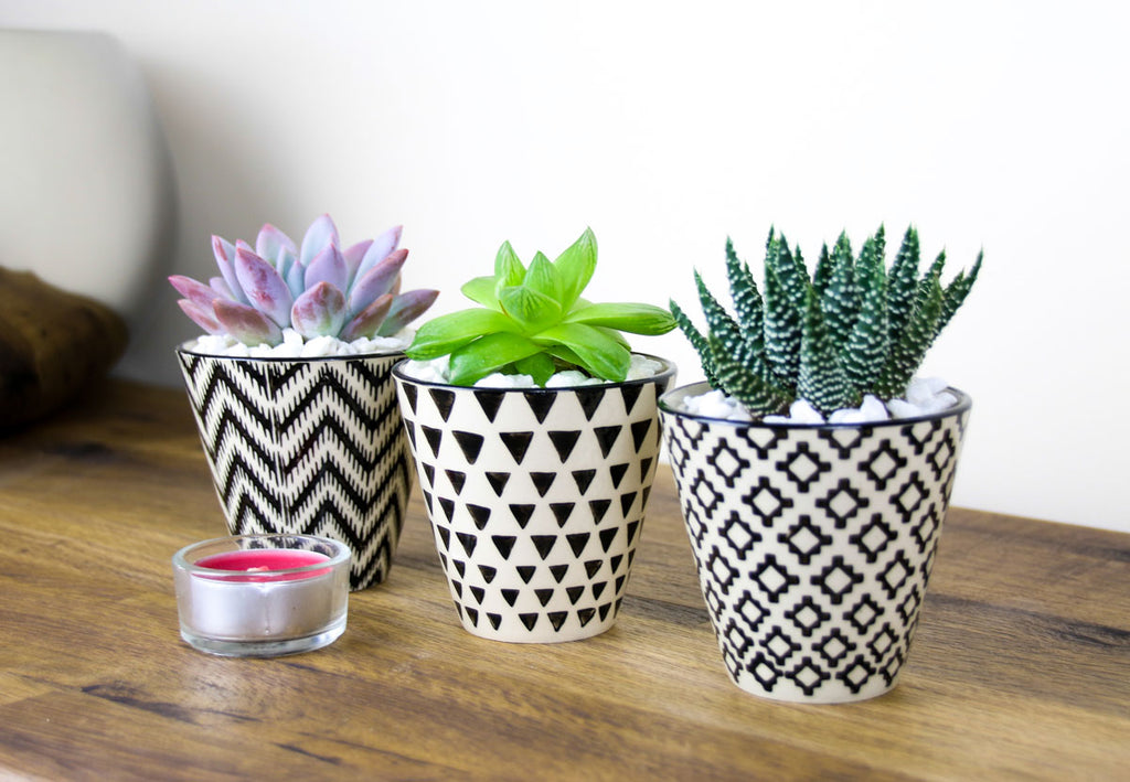 home decor planters