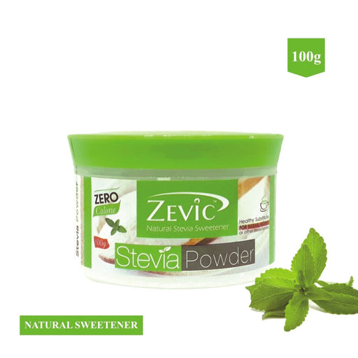 Zevic Stevia White Powder - Sugar Free