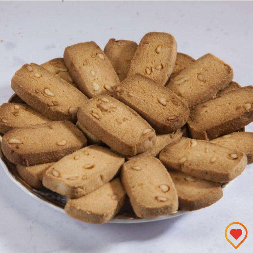 Butter Kaju Biscuits
