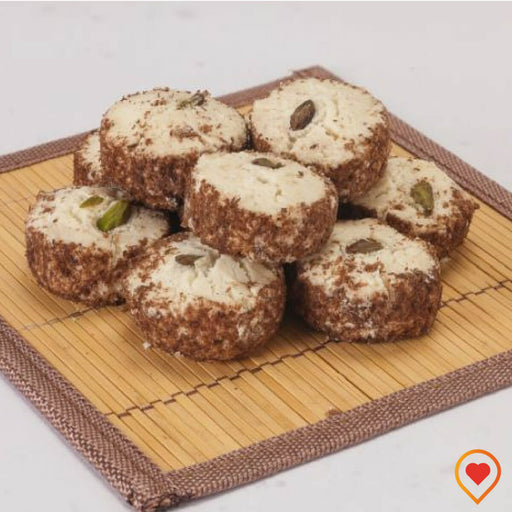 Pista Chocolate Khatai