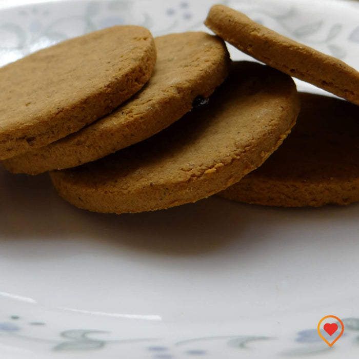 Multigrain Cookies