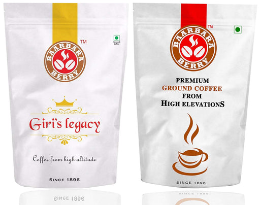 Giri's Legacy and Filter Coffee Bean Powder