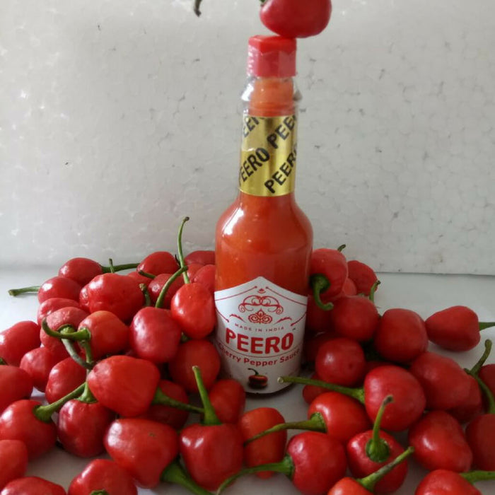Buy Peero Cherry Pepper Sauce from Gangtok's Green Grocer Online