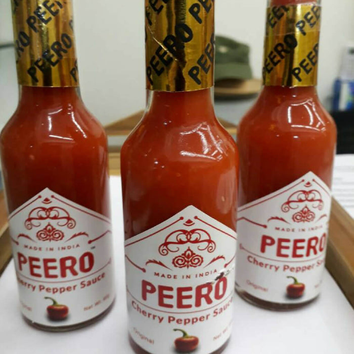 Peero Cherry Pepper Sauce