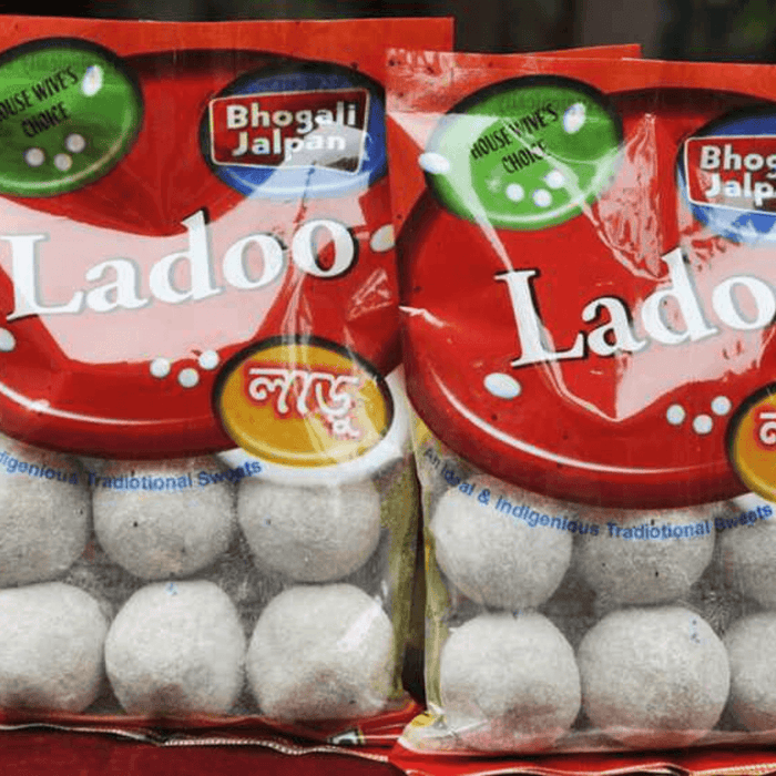 Pokamithoi Laddoo (Set of 2 Packets)